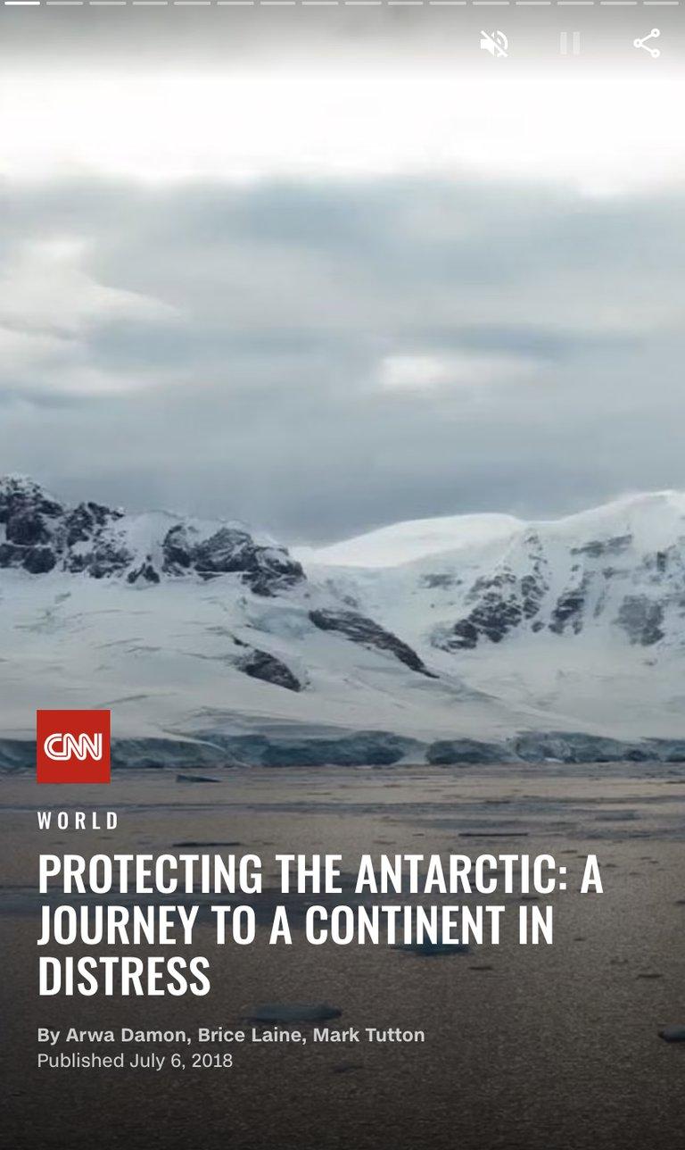 Exemple de webstory CNN