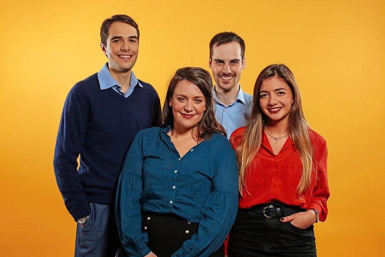 L'équipe de Sales Odyssey