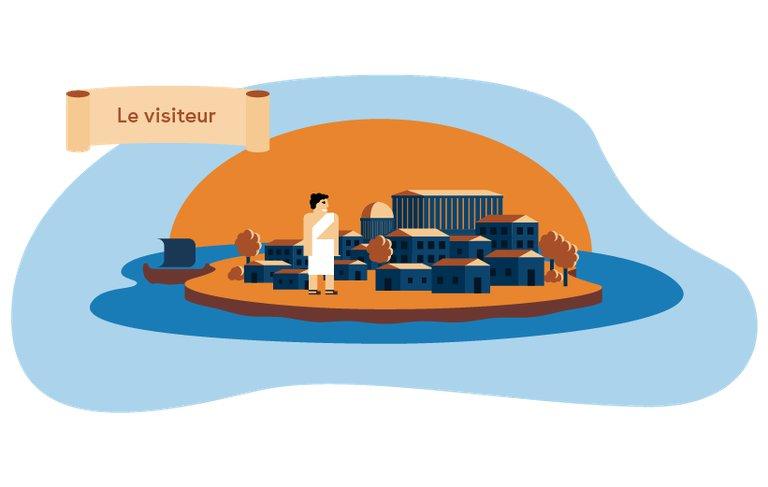 Parcours client : le prospect devient visiteur