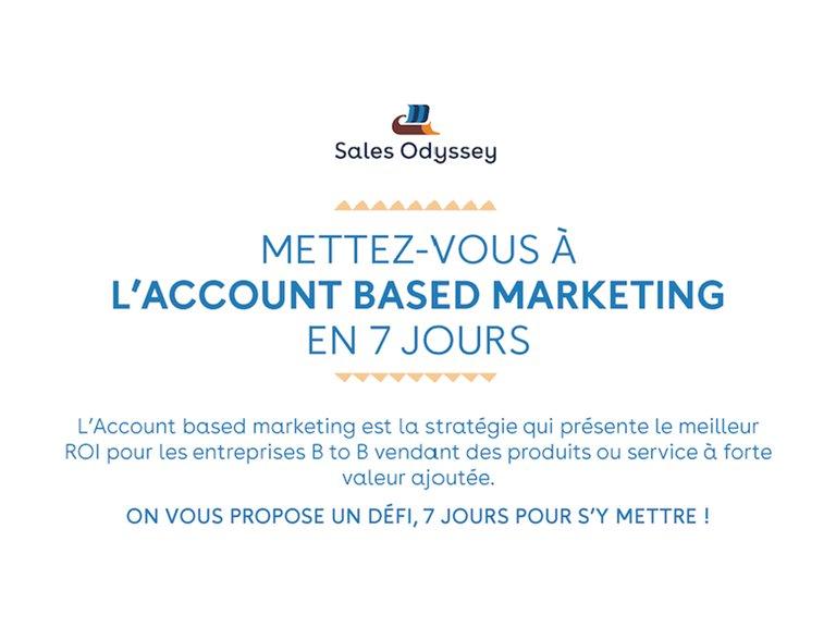 Comment Mettre En Place L'account Based Marketing En 7 Jours